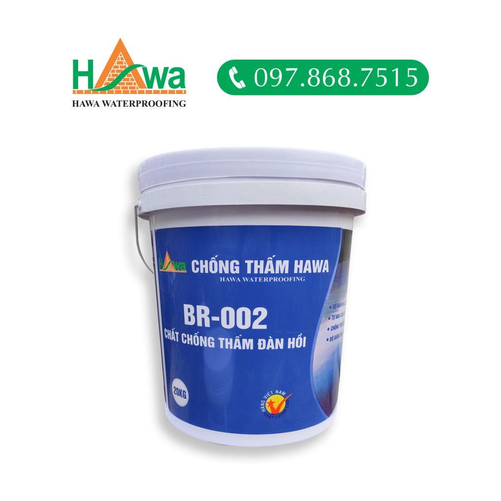br 002 chất chống thấm cho nhà vệ sinh